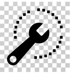 configure diagram icon vector image