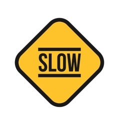 Slow sign vector