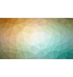 Brown green abstract background consisting vector