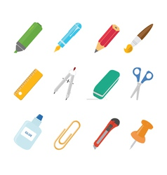 Equipment icons vector
