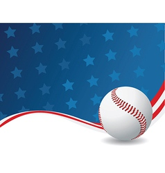 American sports background vector