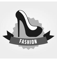 feminine fashion vector image vector image