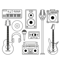 white background with monochrome silhouette of vector image