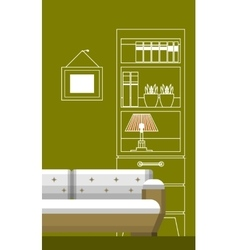 Interior living vector