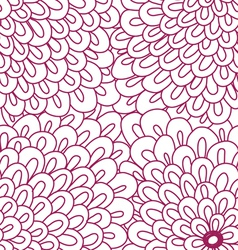 seamless natural background vector image vector image