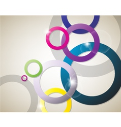 background bright vector image