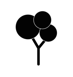 nature tree symbol vector image