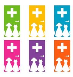 Veterinary logo vector