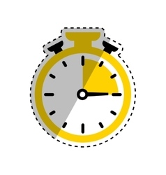 Isolated chronometer timer vector