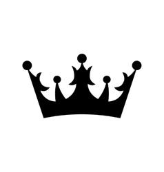 Crown icon simple vector image
