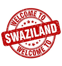 Welcome to swaziland vector