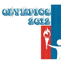 olympics 2012 vector image