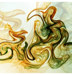 Abstract mystic background vector