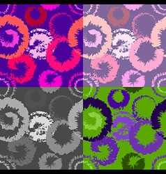 Abstract fashion seamless pattern vector