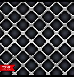 metal texture design background vector image