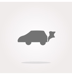 car Icon car Icon car Icon Art car Icon vector image vector image