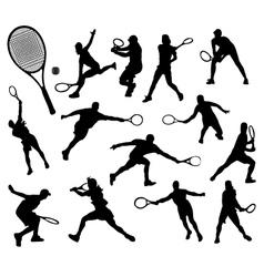 Tennis 7 vector