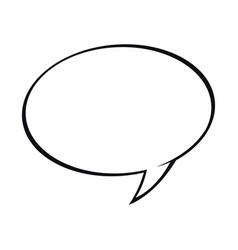 Bubble speech talk communication dialog vector