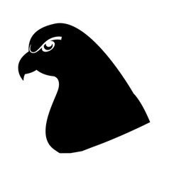 eagle bird isolated icon vector image vector image