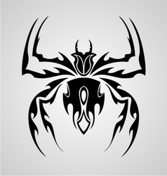 Spiders Tattoo Design vector image vector image