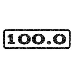 1000 watermark stamp vector