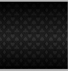 Cards symbol background vector