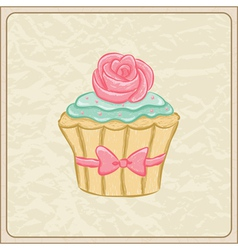 cupcakes05 vector image