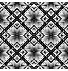 Design seamless diamond pattern vector