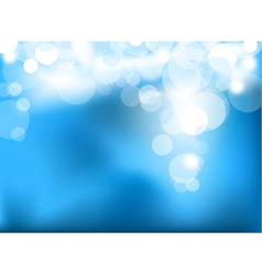 abstract glowing vector image