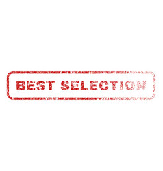 Best selection rubber stamp vector