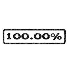 10000 percent watermark stamp vector