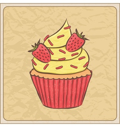 Cupcakes10 vector
