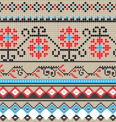 Traditional pixel pattern vector