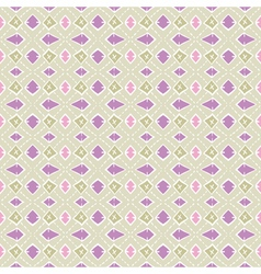 Beige background with seamless pattern vector