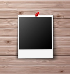 Photo frame vector image vector image