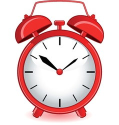 Alarm clocks vector