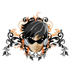 Bannerface vector