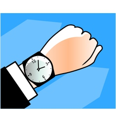 Business time vector