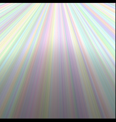 Colorful ray light background - graphic from vector