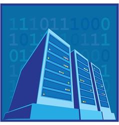 Data center color vector