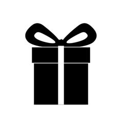 gift box icon image vector image vector image