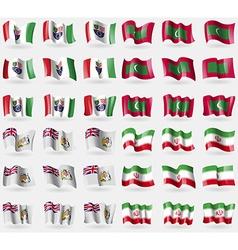 Bosnia and herzegovina federation maldives british vector