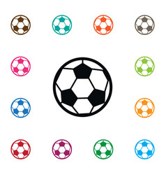 Isolated league icon match element can be vector
