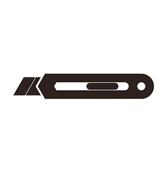 Utility knife vector