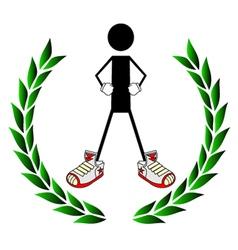 Winner symbol vector