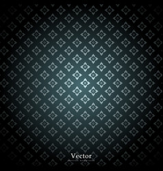 Dark wallpaper for background old style vector