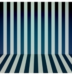 Color stripes background vector image vector image