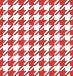 Experimental texture white and red vector
