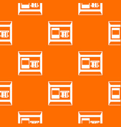atm pattern seamless vector image