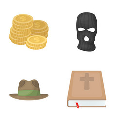 Finance clothing and other web icon in cartoon vector